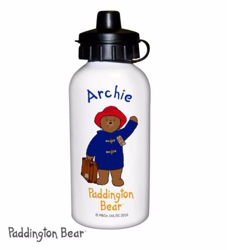 Paddington Bear Personalised Drinks Bottle