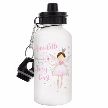 Fairy Personalised Drinks Bottle