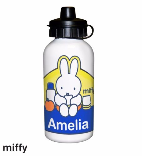 Miffy Personalised Drinks Bottle