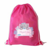 Me To You Personalised Swim & Kit Bag