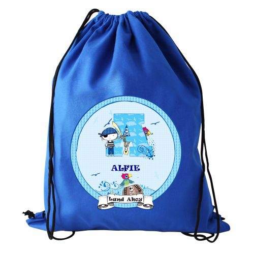 Pirate Personalised Swim & Kit Bag
