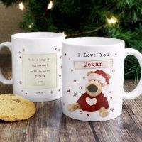 Boofle Personalised Christmas Mug