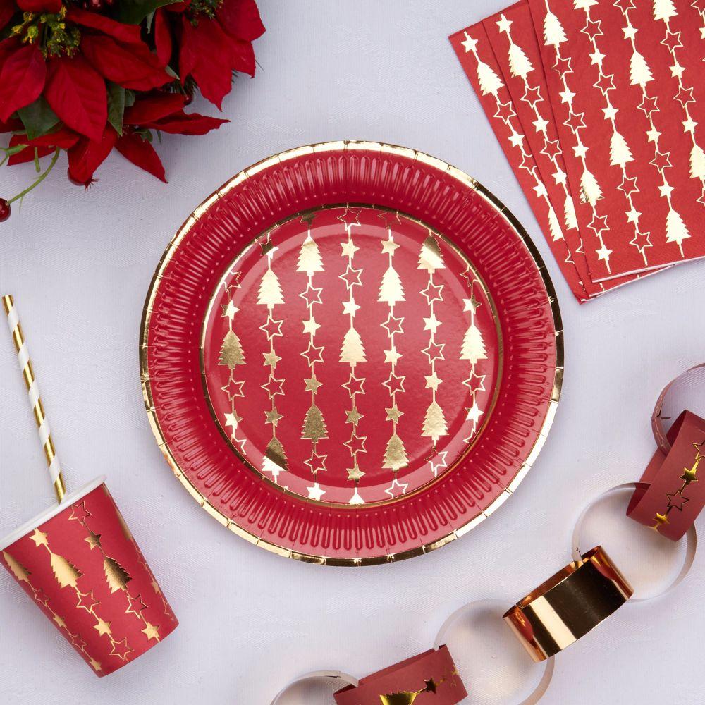 Paper Plates, Cups & Bowls