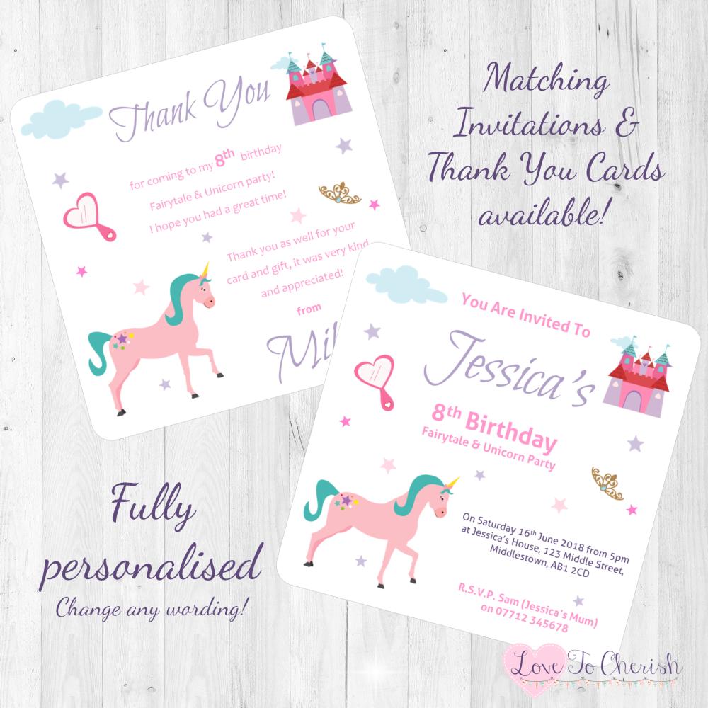 Fairytale & Unicorn Party