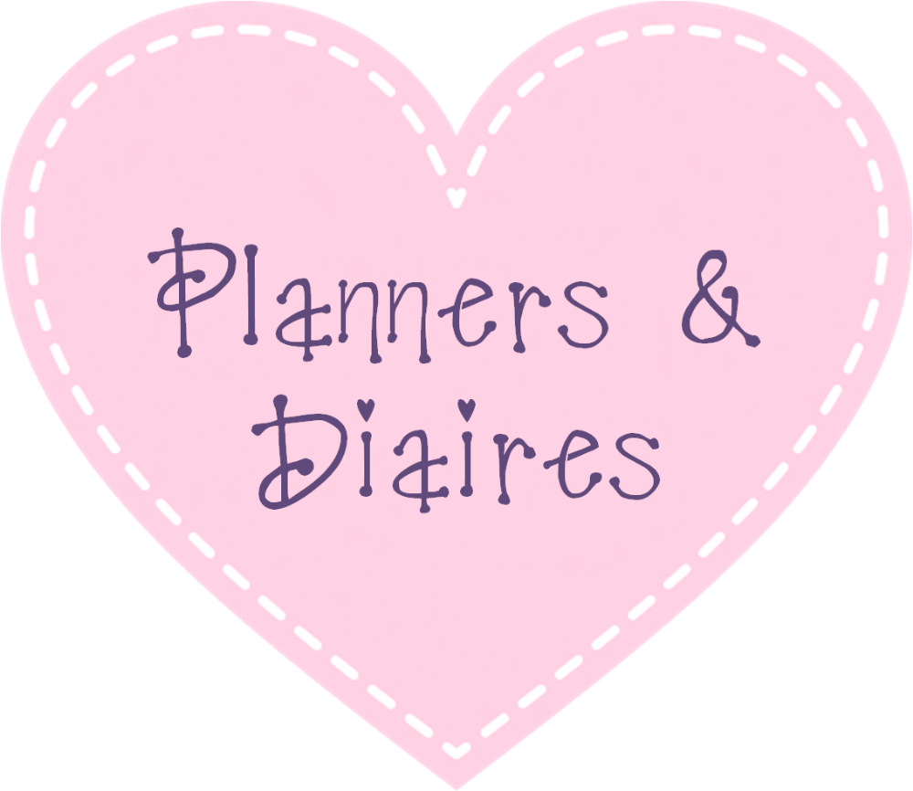 </003>Planners & Diaires