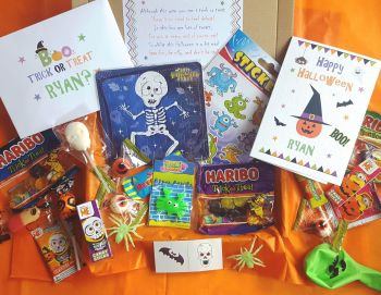 Halloween Treat Box - Letterbox Gift