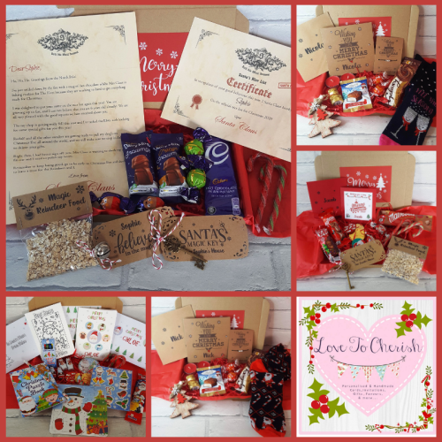 Christmas Letterbox Gifts