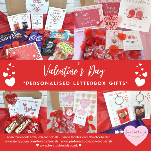 Valentines Day Letterbox Gifts