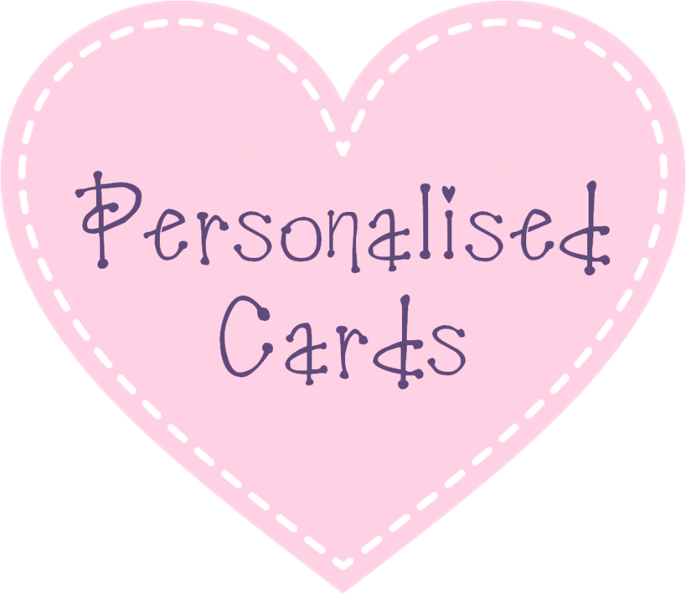 </005>Personalised Cards