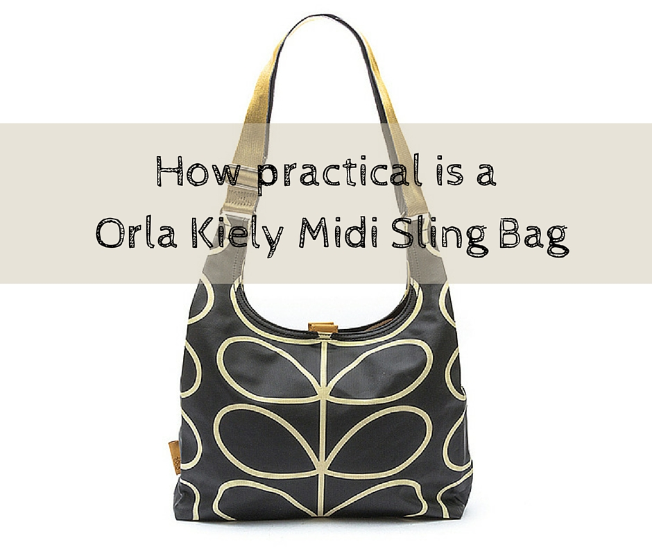 How Much Can You Fit In An Orla Kiely Bag