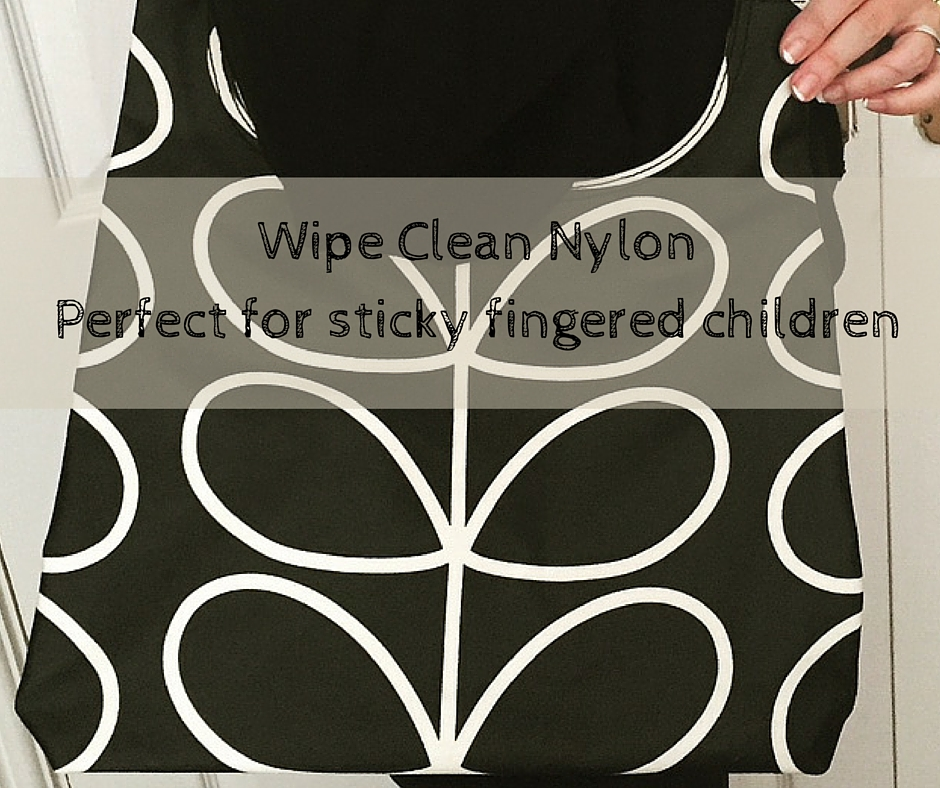 Orla Kiely bag - wipe clean