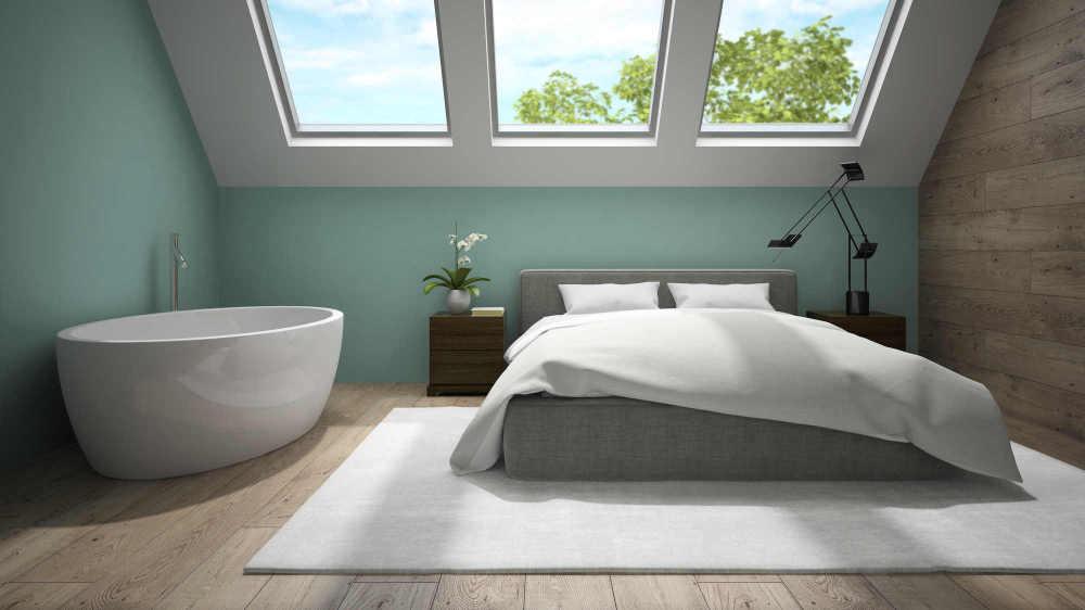Velux Bedroom