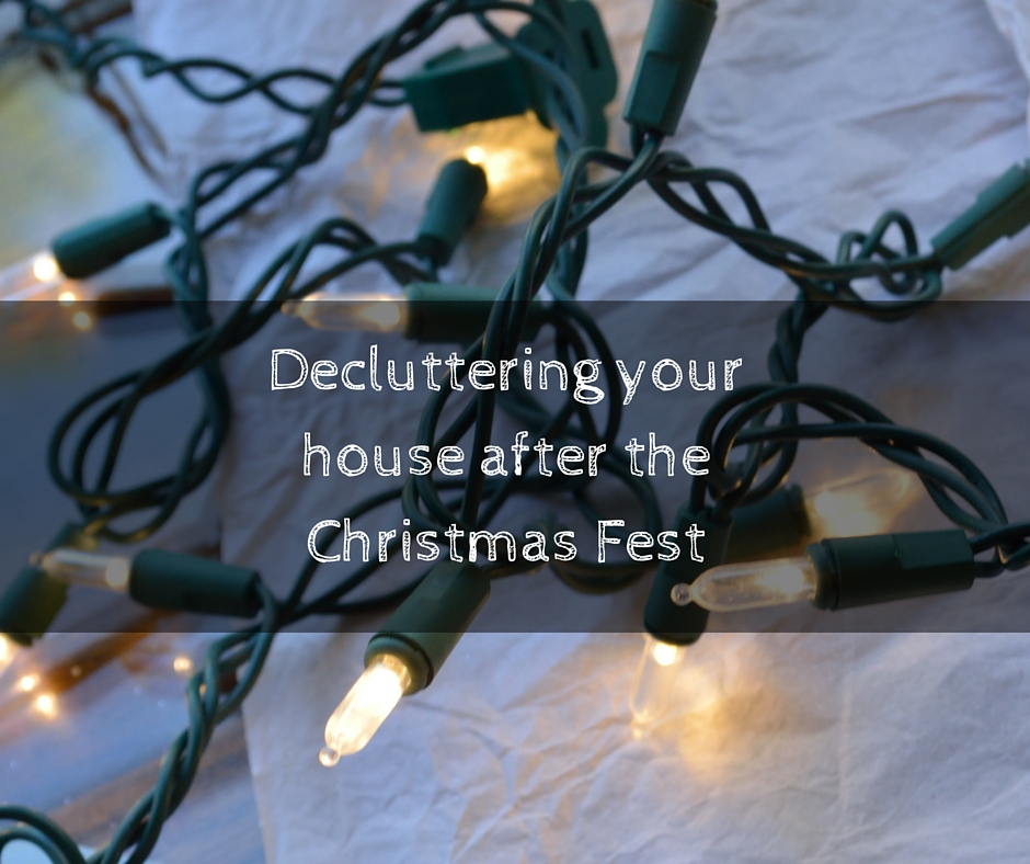 LLP - Decluttering your House after the Christmas Fest