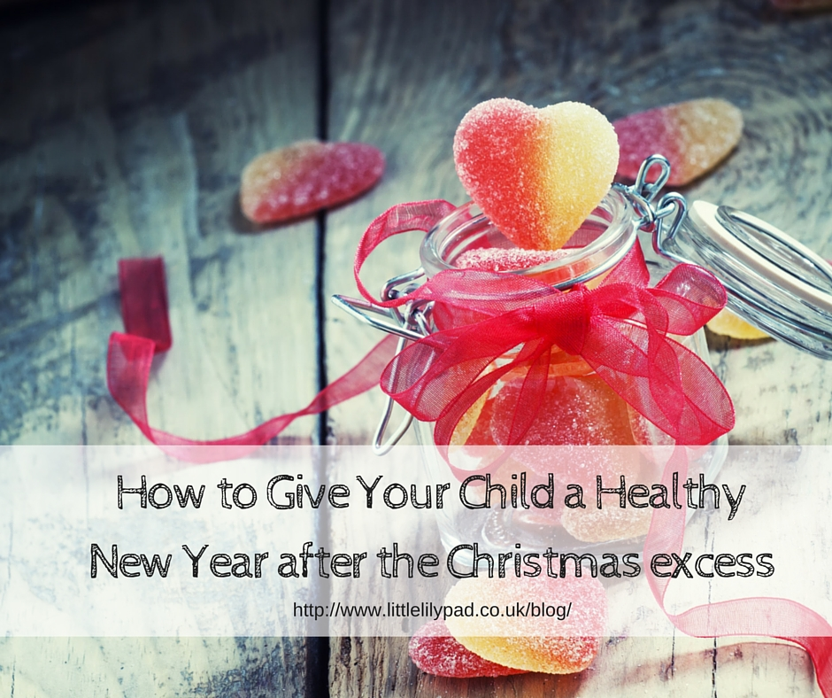 How to Give Your Child a Healthy New Year
