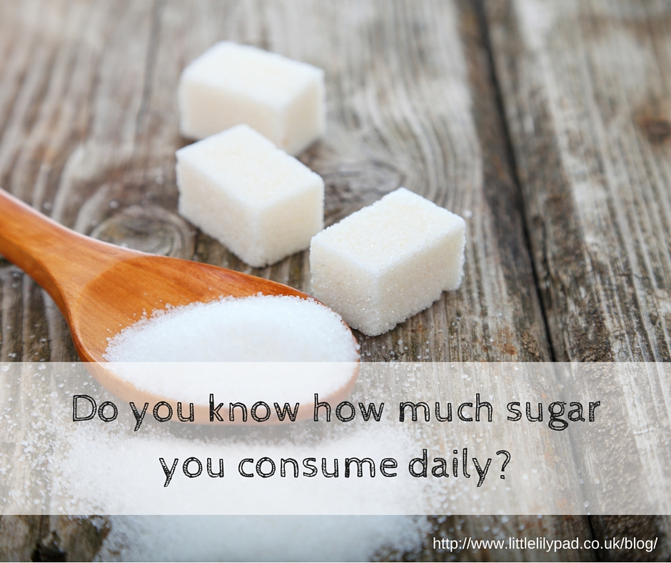 Do you know much sugar do you consume daily-