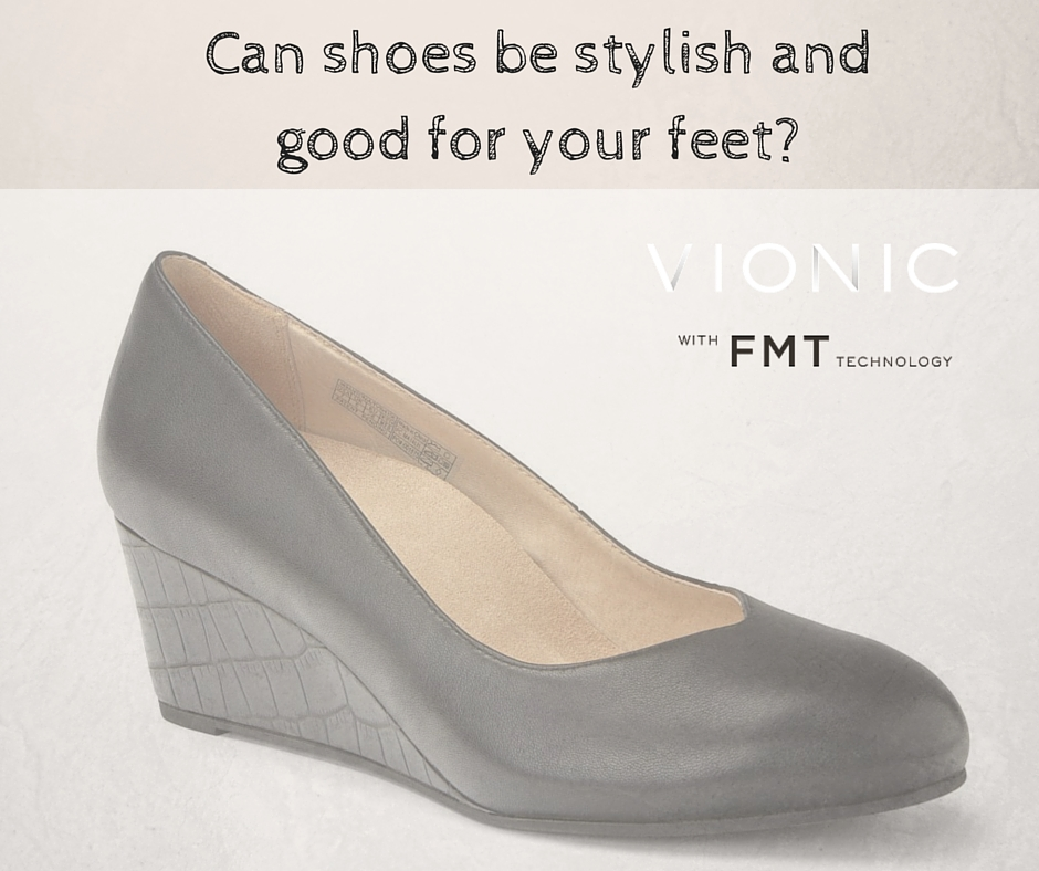 Can shoes be stylish and good for your feet-