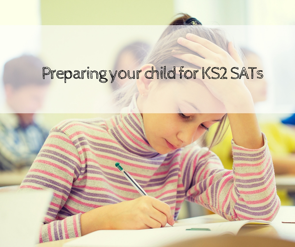 Preparing your child for KS2 SATs