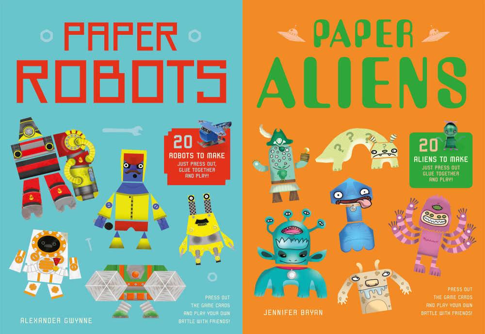 Robots Aliens