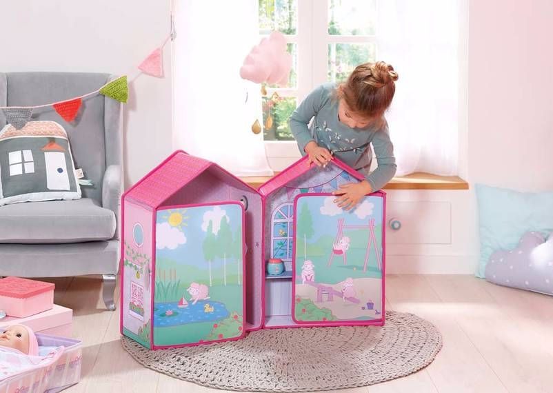 Baby Annabel Bedroom - Closing