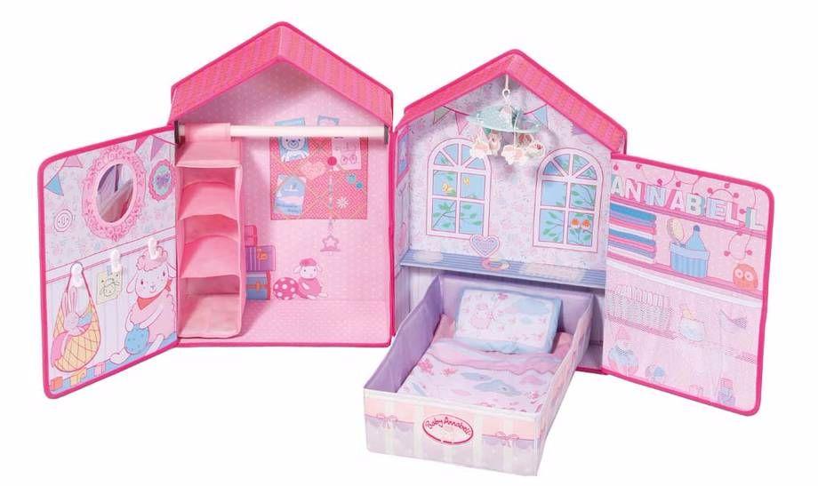 Baby Annabel Bedroom - Open