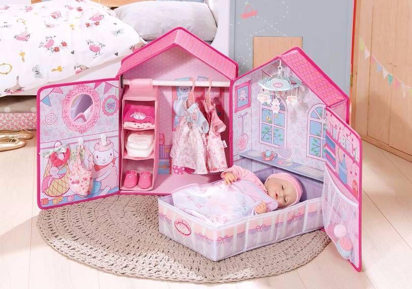 Baby Annabel Bedroom