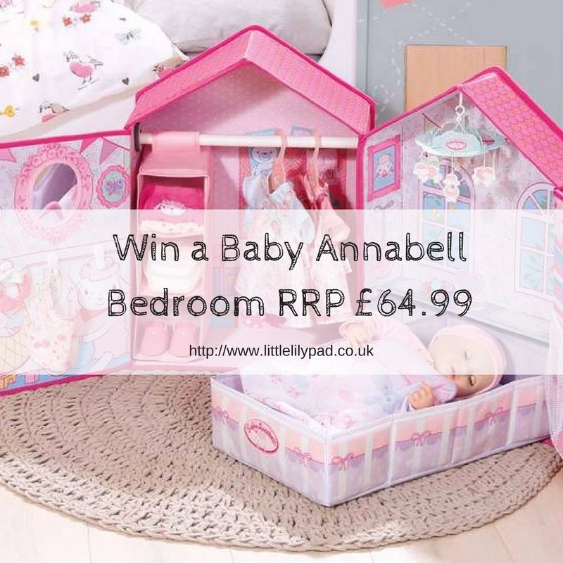 Win a Baby Annabel Bedroom