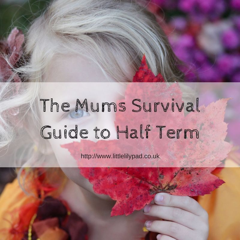 LLP - The Mums Survival Guide to Half Term