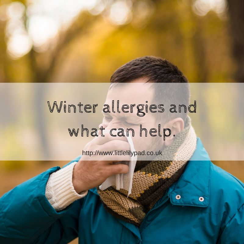 Winter allergies and what can help.