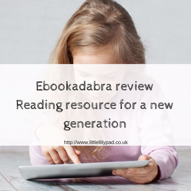 Ebookadabra reviewReading for a new generation