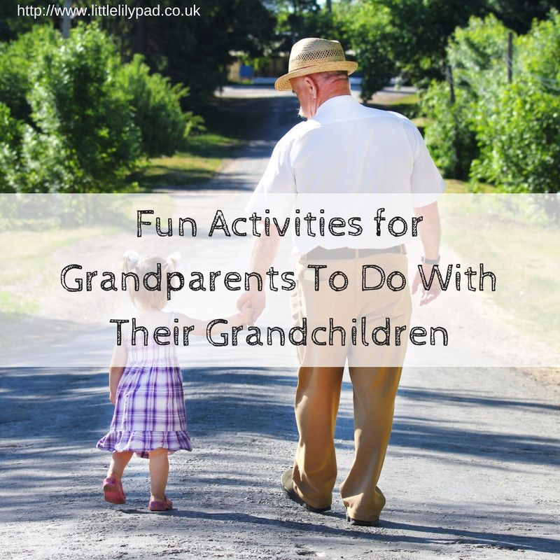 Fun Activities for Grandparents To Do With Their Grandchildren (2)