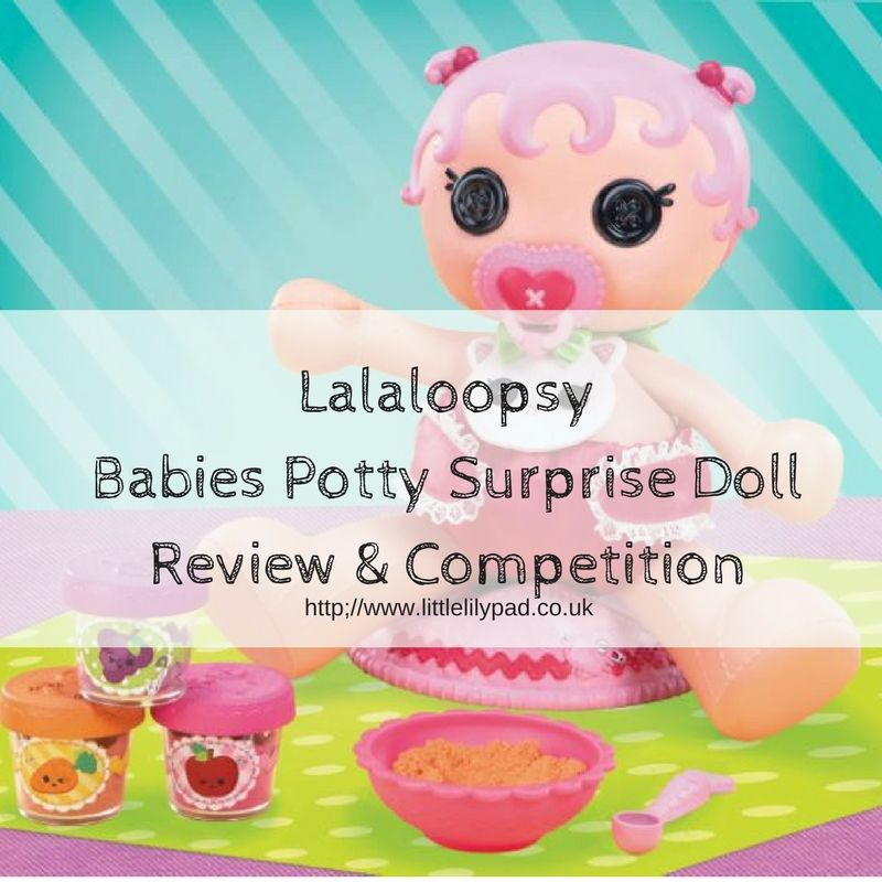 Lalaloopsy Potty Surprise DollReview & Competition (1)