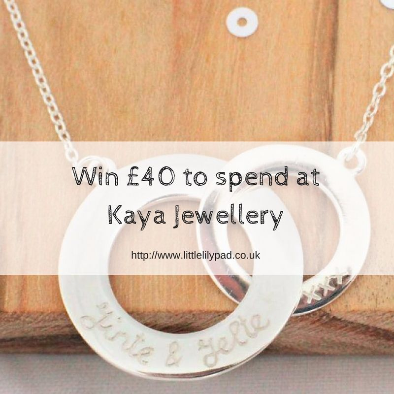 Win £40 to spend at Kaya Jewellery