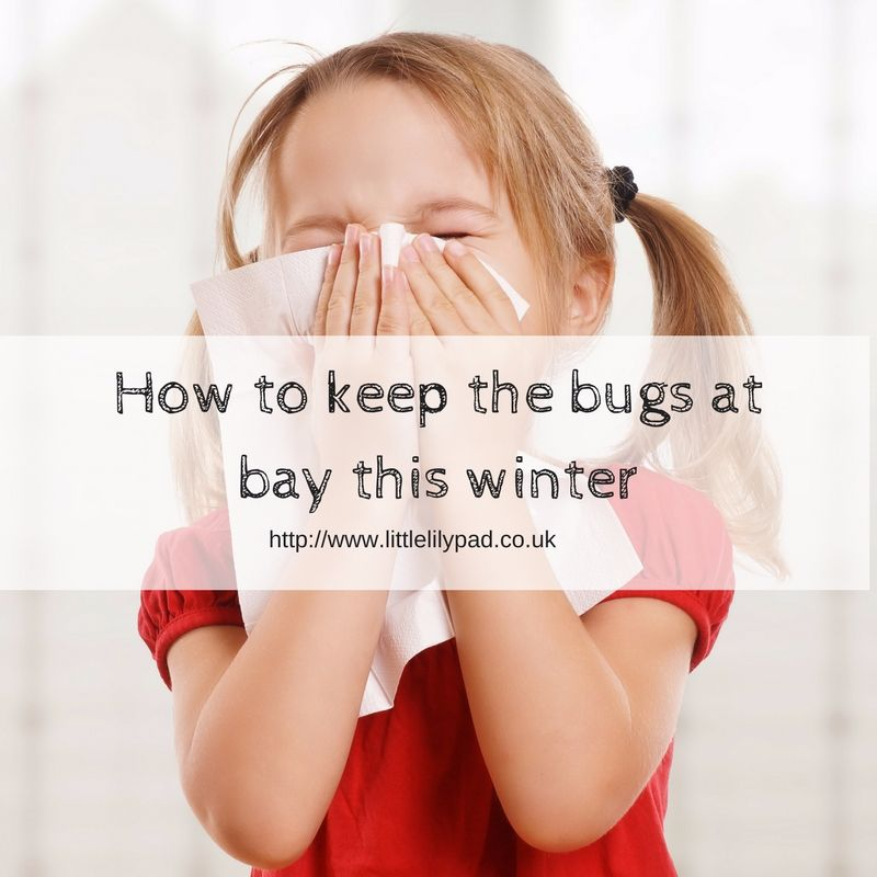 How to keep the bugs at bay this winter