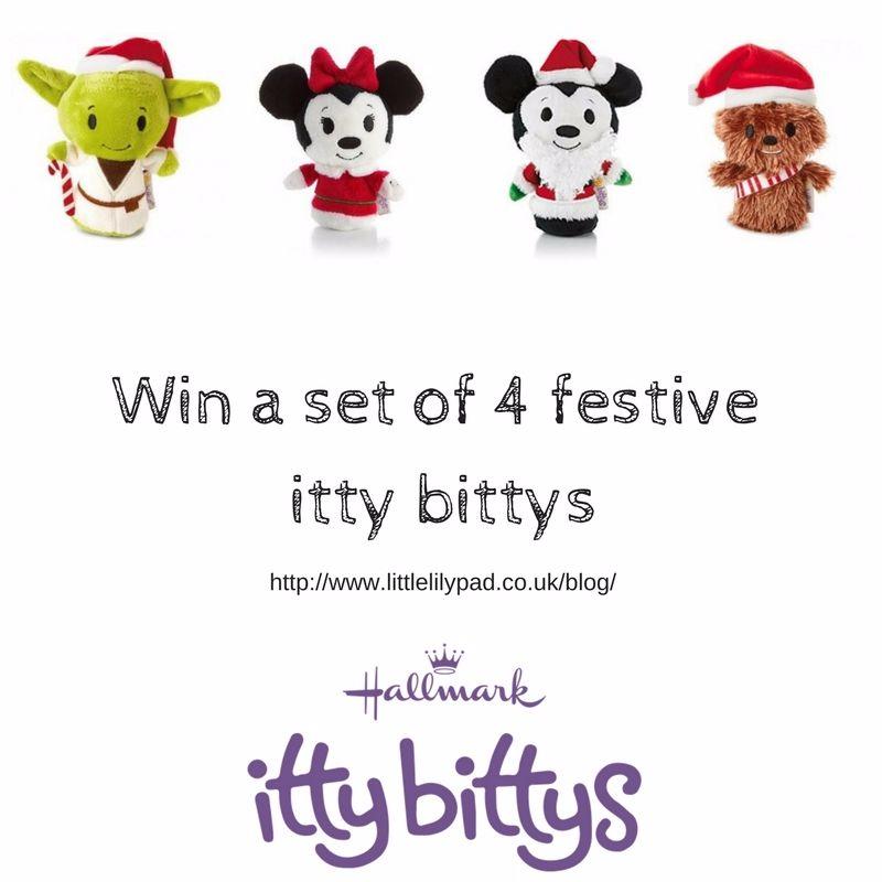 LLP -Win a set of 4 festive itty bittys