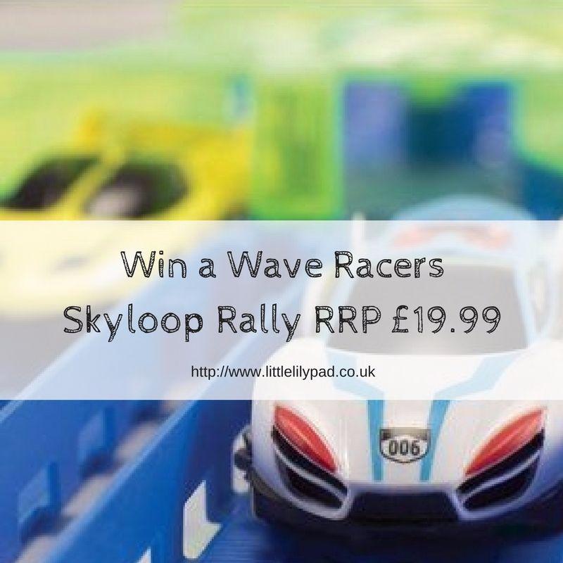 Win a Wave Racers Skyloop Rally RRP £19.99