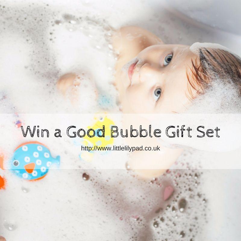 Win a Good Bubble Gift Set