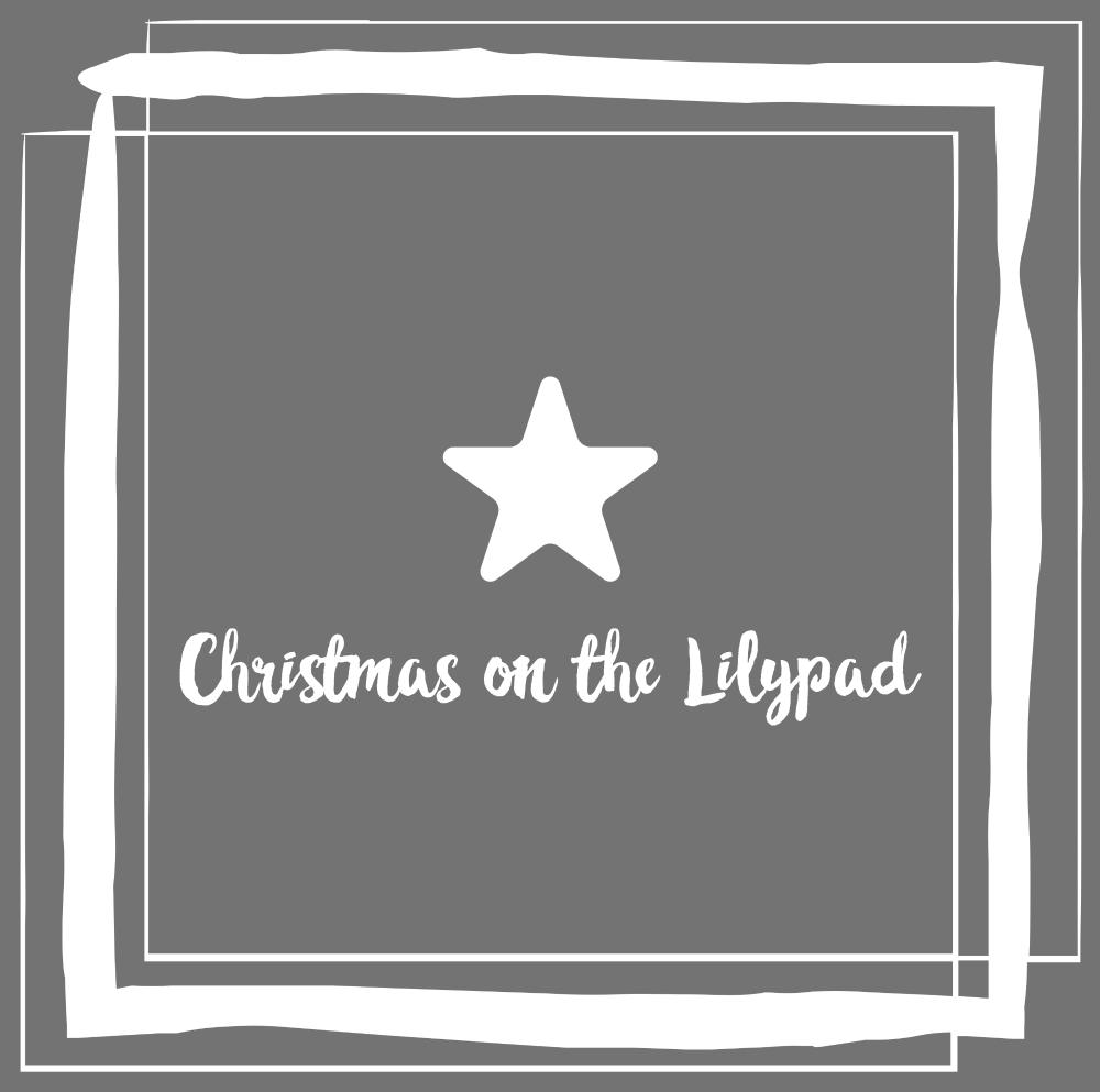 Lilypad at Christmas logo
