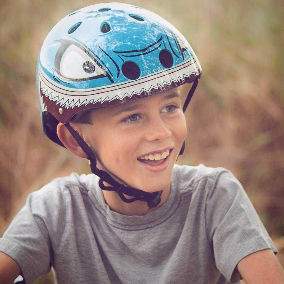 Mini Hornit Helmet boy