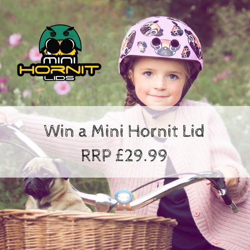 LLP - Win a Mini Hornet LidsRRP £29.99 (1)