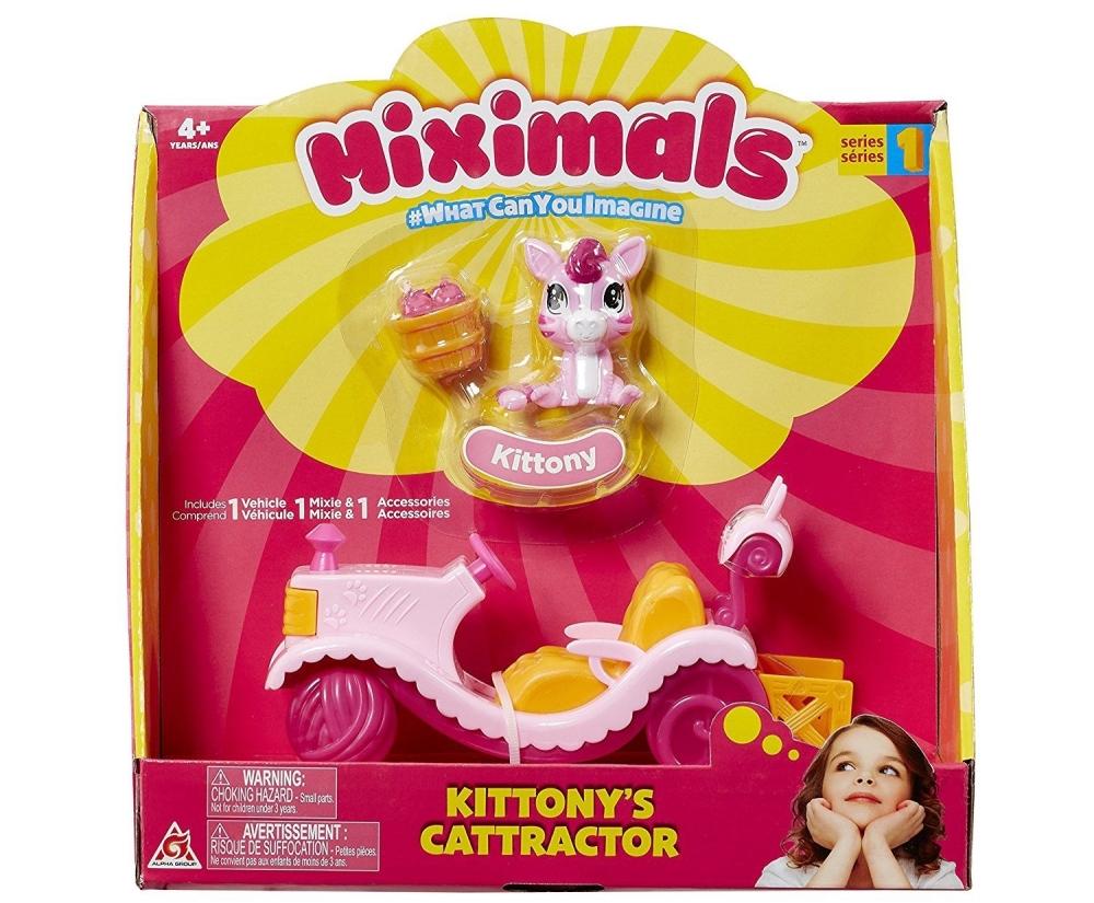 Miximals Kittony