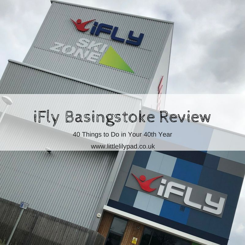 iFly Basingstoke Review