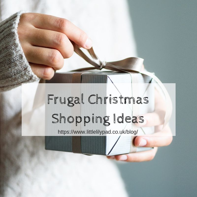 Frugal Christmas Shopping Ideas