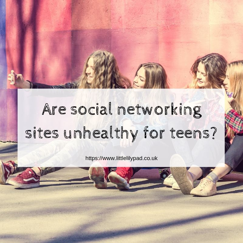 Are social networking sites unhealthy for teens?