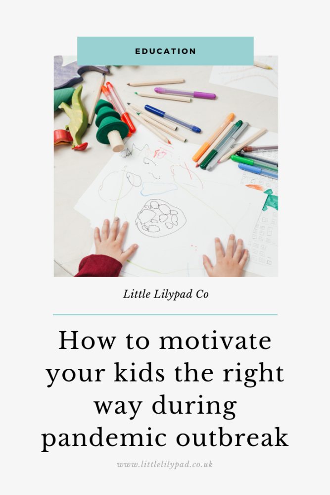 PIN - motivate your kids