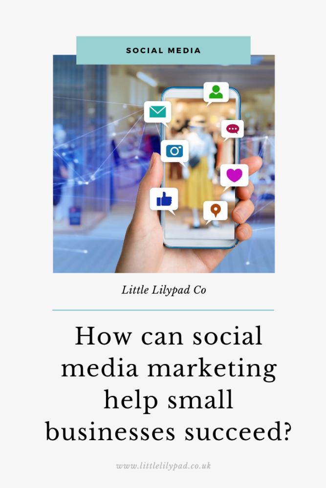 PIN - How can social media marketing help small businesses succeed_