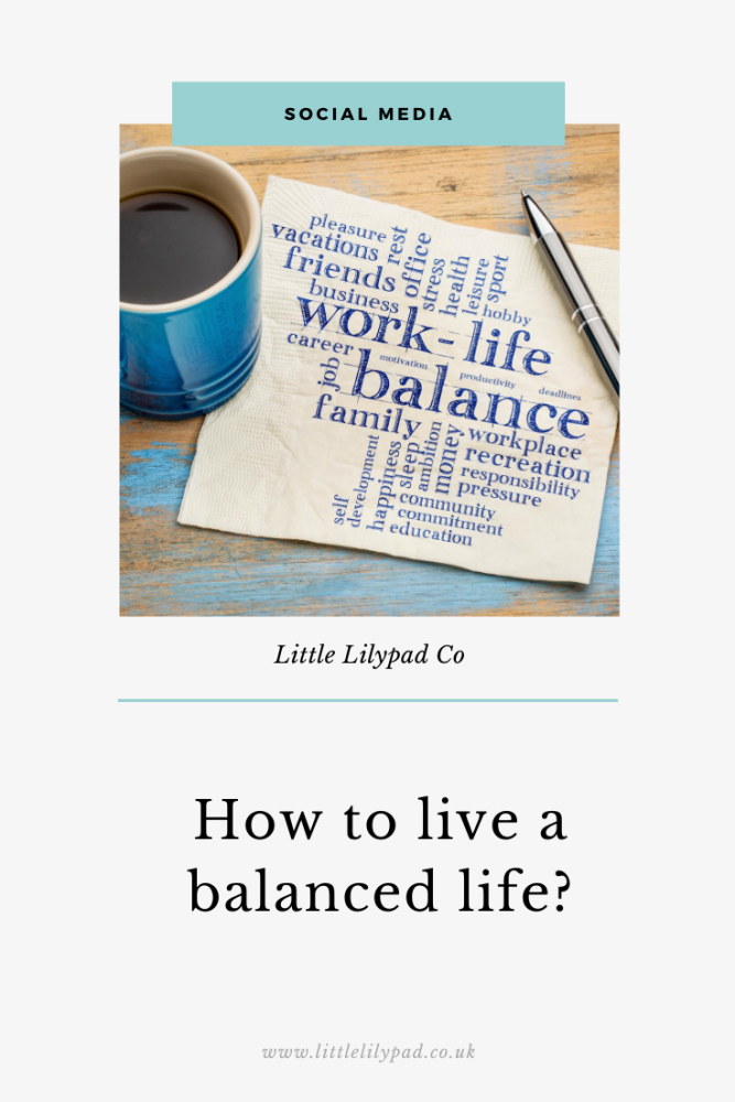 PIN - How to live a balanced life (1)