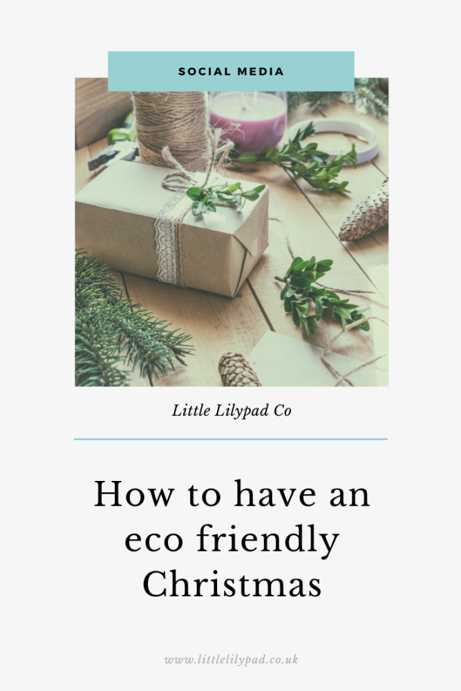 PIN - How to have an eco friendly Christmas (1)