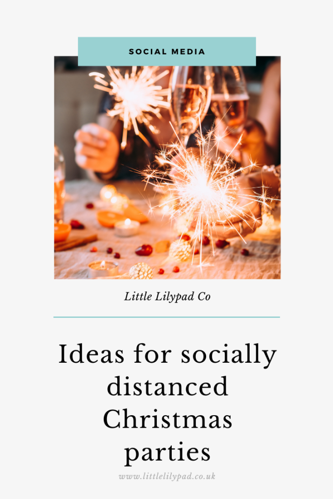 PIN - Ideas for socially distanced Christmas parties (1)
