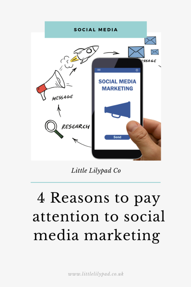 PIN - 4 Reasons to pay attention to social media marketing (1)