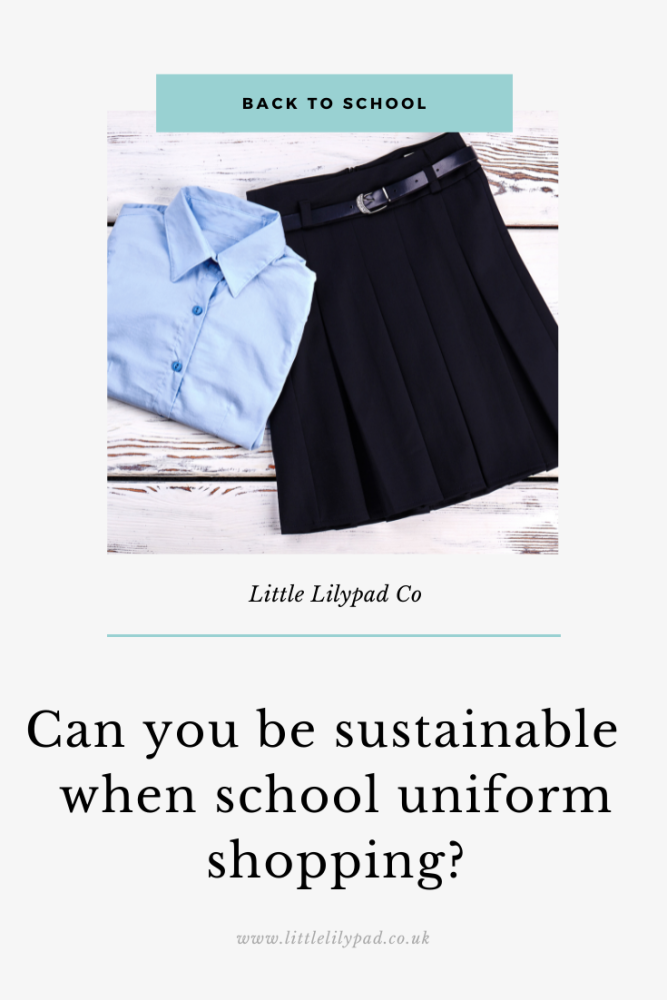 PIN - LLP - Back To School - Uniform